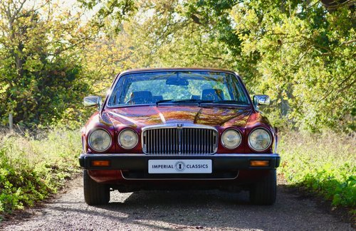1984 Jaguar XJ6 Sovereign Series 3 For Sale (picture 1 of 6)
