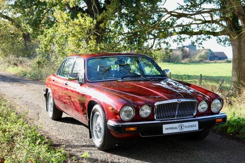 1984 Jaguar XJ6 Sovereign Series 3 For Sale (picture 2 of 6)