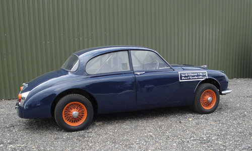 1963 Jaguar MK2 Sports Saloon. Ex  For Sale by Auction (picture 1 of 6)