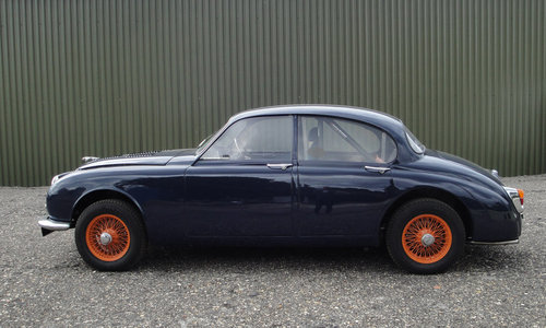 1963 Jaguar MK2 Sports Saloon. Ex  For Sale by Auction (picture 2 of 6)