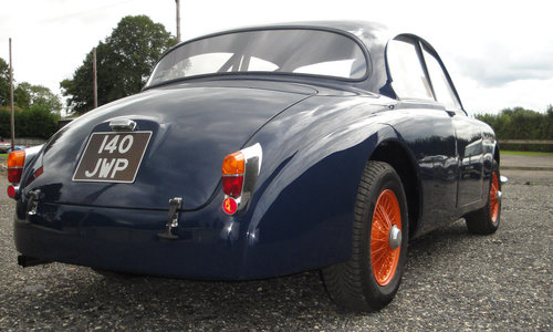 1963 Jaguar MK2 Sports Saloon. Ex  For Sale by Auction (picture 3 of 6)