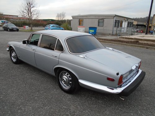 1978 JAGUAR XJ12 5.3 LWB SERIES 2 LHD (1979) SILVER! 99% RUSTFREE For Sale (picture 2 of 6)
