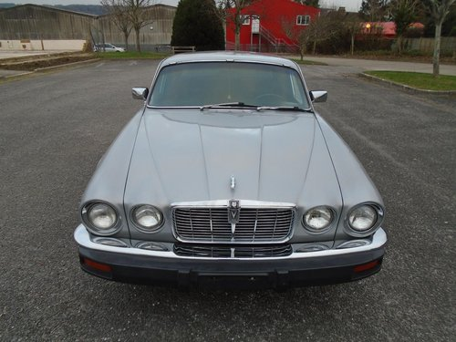 1978 JAGUAR XJ12 5.3 LWB SERIES 2 LHD (1979) SILVER! 99% RUSTFREE For Sale (picture 3 of 6)