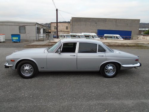 1978 JAGUAR XJ12 5.3 LWB SERIES 2 LHD (1979) SILVER! 99% RUSTFREE For Sale (picture 5 of 6)