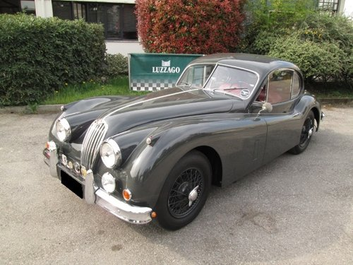 1954 JAGUAR - XK 140 FHC SE For Sale (picture 1 of 6)