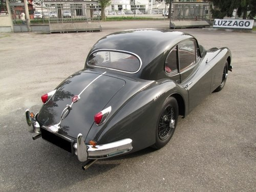 1954 JAGUAR - XK 140 FHC SE For Sale (picture 3 of 6)