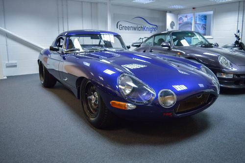 1962 Jaguar E Type Lightweight FIA HTP For Sale (picture 2 of 6)