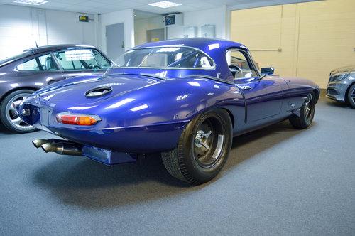 1962 Jaguar E Type Lightweight FIA HTP For Sale (picture 3 of 6)