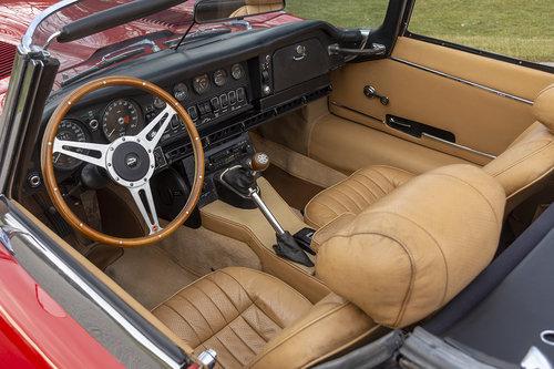 1971 Jaguar E-Type Series II OTS For Sale (picture 3 of 6)