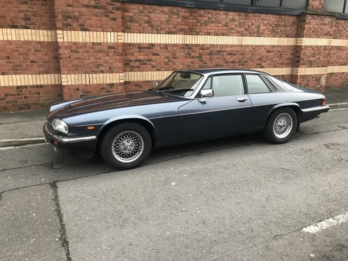1991 Genuine 38000 Miles Jaguar XJS V12 5.3 HE Coupe For Sale (picture 2 of 6)