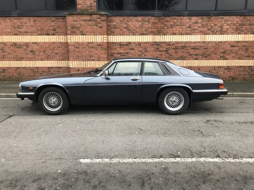 1991 Genuine 38000 Miles Jaguar XJS V12 5.3 HE Coupe For Sale (picture 3 of 6)
