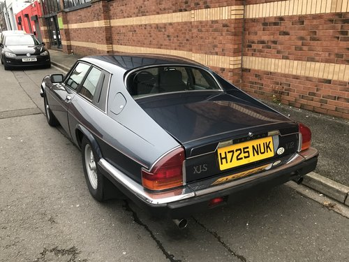 1991 Genuine 38000 Miles Jaguar XJS V12 5.3 HE Coupe For Sale (picture 4 of 6)