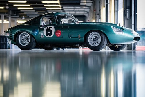 1962 Jaguar E Type Low Drag Coupe For Sale (picture 1 of 6)