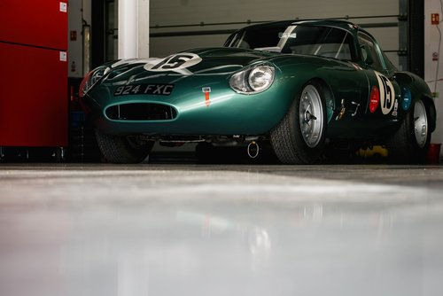 1962 Jaguar E Type Low Drag Coupe For Sale (picture 2 of 6)