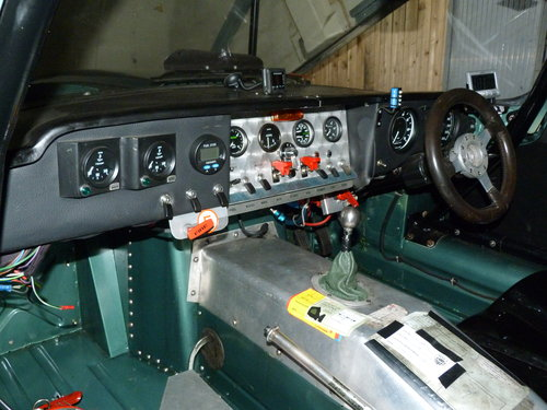 1962 Jaguar E Type Low Drag Coupe For Sale (picture 3 of 5)