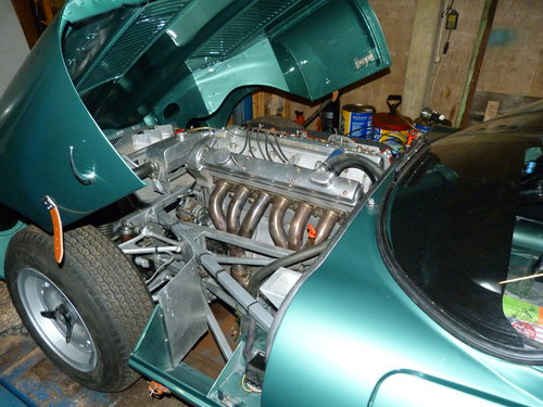 1962 Jaguar E Type Low Drag Coupe For Sale (picture 4 of 6)