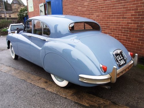 1956 Jaguar MK Vll For Sale (picture 3 of 6)