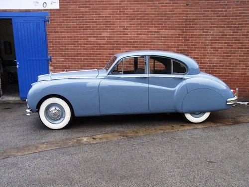 1956 Jaguar MK Vll For Sale (picture 4 of 6)