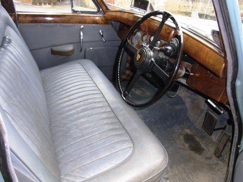 1956 Jaguar MK Vll For Sale (picture 5 of 6)
