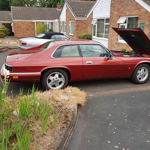JAGUAR V12 1994 For Sale (picture 2 of 6)
