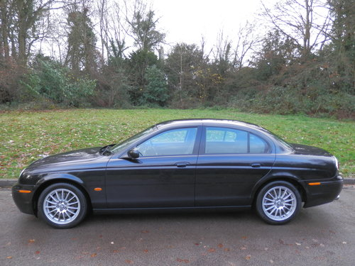 2007 Jaguar S Type XS. 2.7 TD. Auto. FSH. Nice Low Miles Example. SOLD (picture 2 of 6)