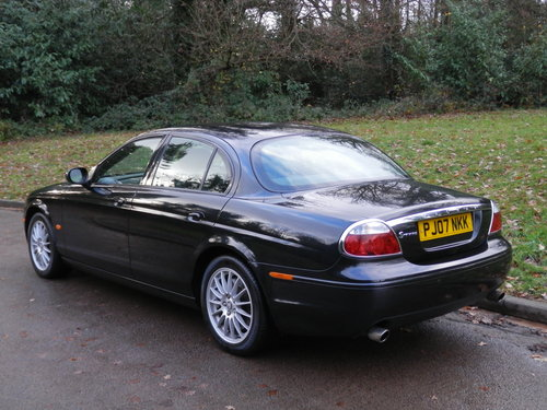 2007 Jaguar S Type XS. 2.7 TD. Auto. FSH. Nice Low Miles Example. SOLD (picture 6 of 6)