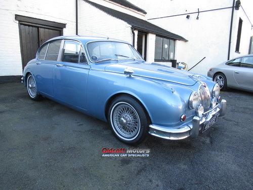 1962 JAGUAR MK 2 3.4 LITRE AUTO 94,000 MILES 8 MONTH MOT SOLD (picture 1 of 6)