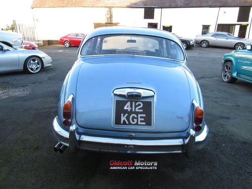 1962 JAGUAR MK 2 3.4 LITRE AUTO 94,000 MILES 8 MONTH MOT SOLD (picture 4 of 6)
