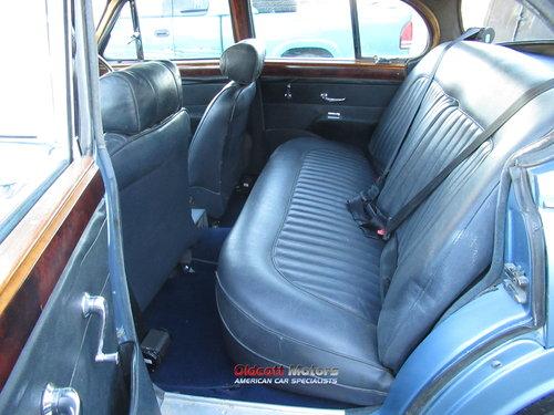 1962 JAGUAR MK 2 3.4 LITRE AUTO 94,000 MILES 8 MONTH MOT SOLD (picture 6 of 6)