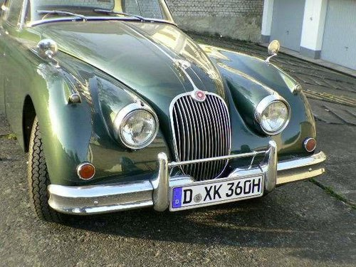 1960 MASSIVE REDUCTION for this RHD XK150 SE from Germany For Sale (picture 1 of 6)