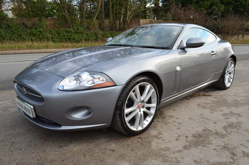 Jaguar XK 4.2 Auto 2008. Only 28,000 Miles For Sale (picture 2 of 6)