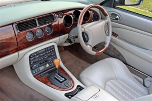 1999 JAGUAR XKR CONVERTIBLE 37,000 MILES For Sale (picture 6 of 6)