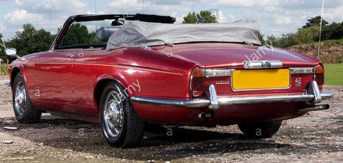 1977 jaguar xj6 cabriolet  For Sale (picture 1 of 1)