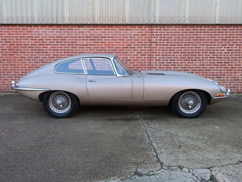 1967 Jaguar E Type S1 4.2 FHC. Only 33,000 miles For Sale (picture 2 of 6)