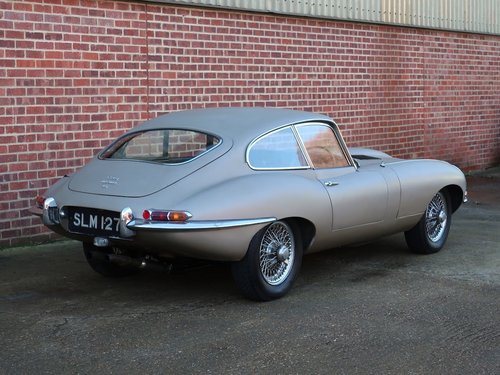 1967 Jaguar E Type S1 4.2 FHC. Only 33,000 miles For Sale (picture 3 of 6)