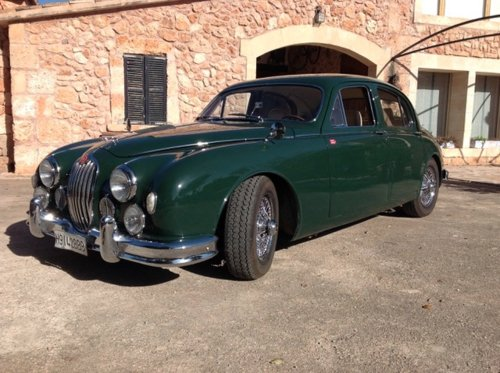 1956 Jaguar MK1 '56 (perfect!!) For Sale (picture 1 of 6)