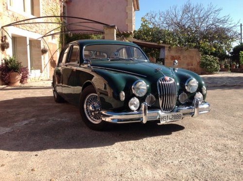 1956 Jaguar MK1 '56 (perfect!!) For Sale (picture 2 of 6)