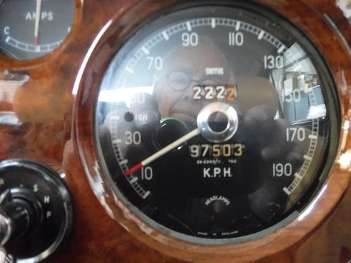 1956 Jaguar MK1 '56 (perfect!!) For Sale (picture 4 of 6)