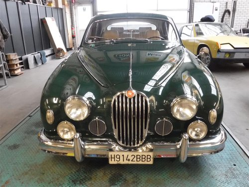 1956 Jaguar MK1 '56 (perfect!!) For Sale (picture 5 of 6)