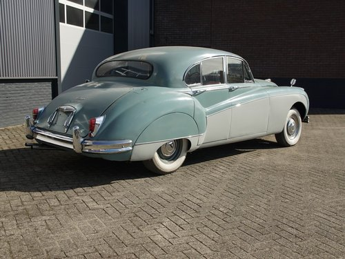 1960 Jaguar MK9 3.8 For Sale (picture 2 of 6)