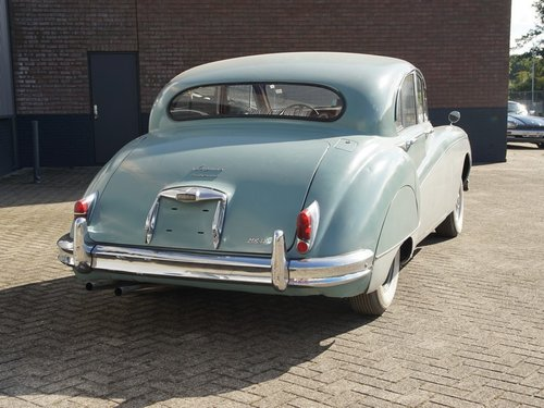 1960 Jaguar MK9 3.8 For Sale (picture 6 of 6)