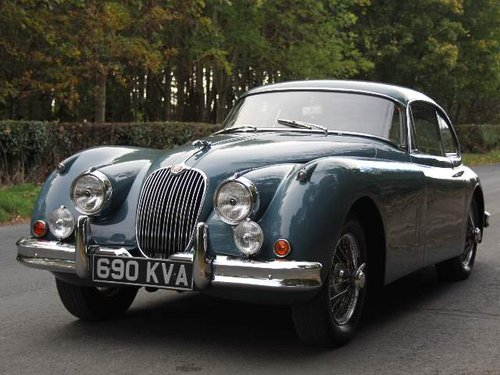 1960 Jaguar XK150 3.4 SE - UK Matching Numbers Car SOLD (picture 2 of 6)