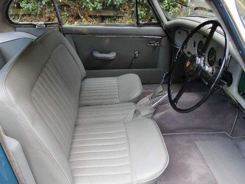 1960 Jaguar XK150 3.4 SE - UK Matching Numbers Car SOLD (picture 5 of 6)