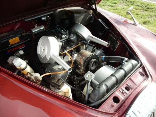 1967 Daimler 250 V8 Manual For Sale (picture 4 of 6)