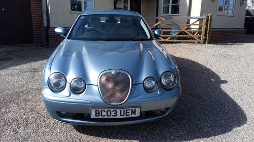 2003 Jaguar S Type 4.2 Supercharged For Sale (picture 4 of 6)