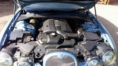 2003 Jaguar S Type 4.2 Supercharged For Sale (picture 6 of 6)