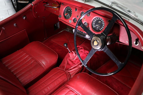 1957 Jaguar XK140 Roadster For Sale (picture 3 of 5)