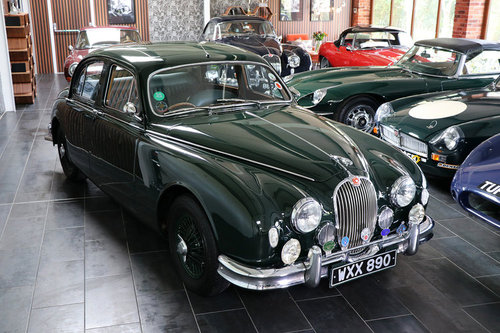 1959 Jaguar MK1 3.4 Grand Tour Master For Sale (picture 1 of 5)