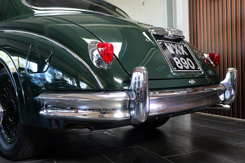 1959 Jaguar MK1 3.4 Grand Tour Master For Sale (picture 2 of 5)