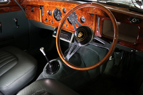 1959 Jaguar MK1 3.4 Grand Tour Master For Sale (picture 3 of 5)